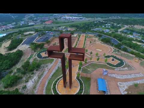 Empty Cross Kerrville Texas