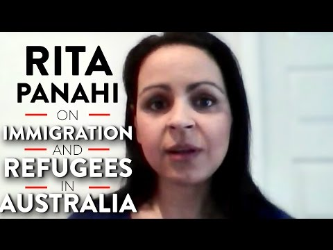 Immigration and Refugees in Australia (Rita Panahi Interview)