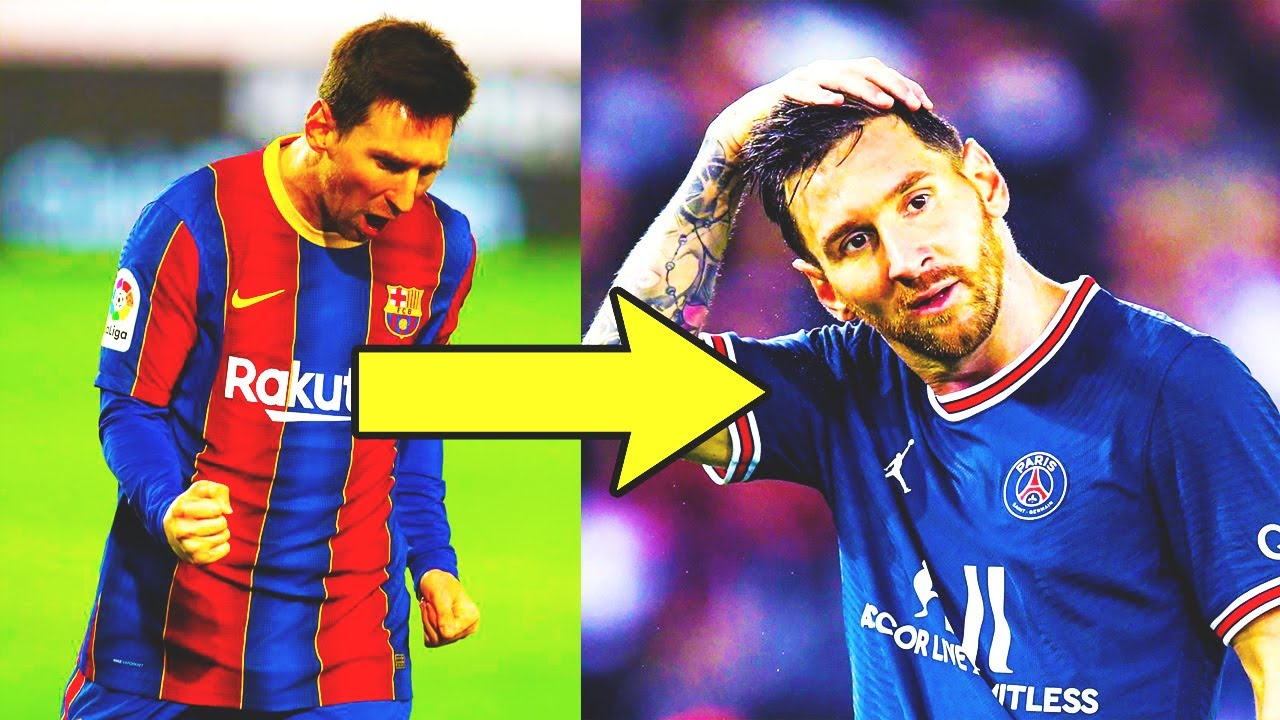 WHAT THE HELL HAPPENED to LEO MESSI at PSG?