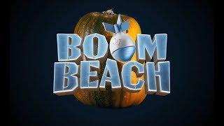 Boom Beach - Lt. Hammerman Halloween Pumpkin Carving!