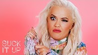 Rita Ora Cries For Jesus During This Sour Candy Challenge | Suck It Up