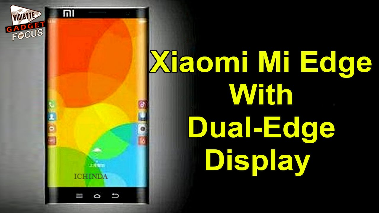 xiaomi mi edge with dual edge display tipped to launch in