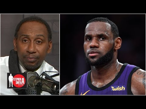 LeBron is going to remind everyone he's 'that dude' | Stephen A. Smith Show