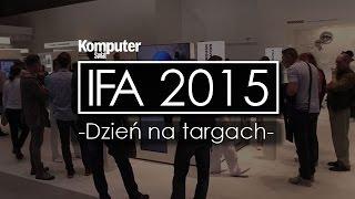 Dzień na targach IFA 2015