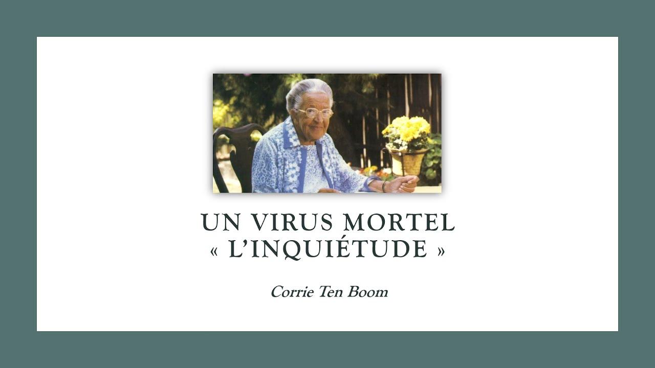 UN VIRUS MORTEL : L'INQUIÉTUDE