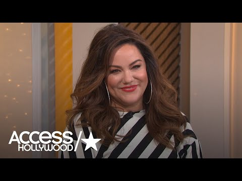 Katy Mixon Reveals She's Expecting A Baby Girl  Access Hollywood