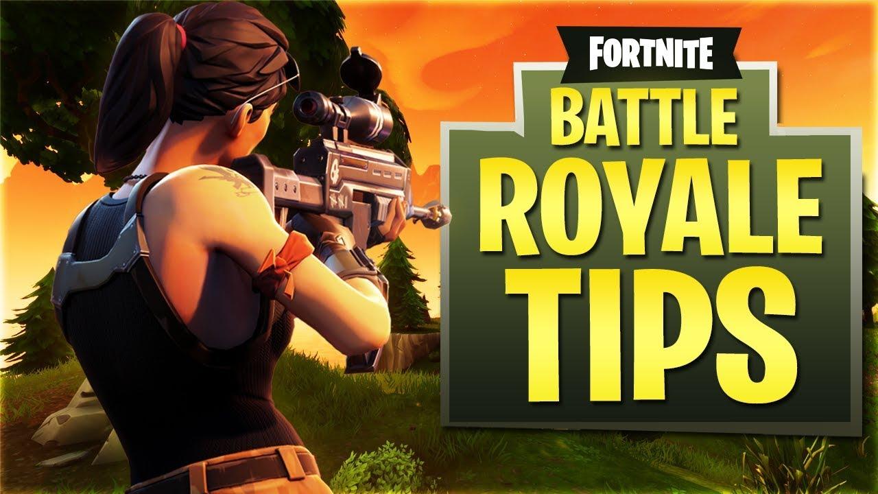 Fortnite Battle Royal Tipps