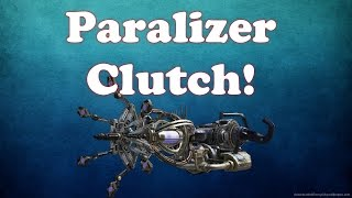 The Paralizer Clutch on Buried!