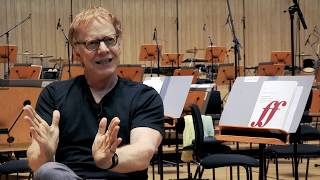 "Danny Elfman - The Making Of ""Concerto for Violin & Orchestra 'Eleven Eleven'"""