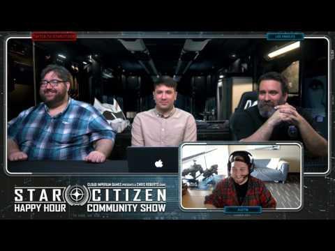 Star Citizen: Happy Hour Community Show