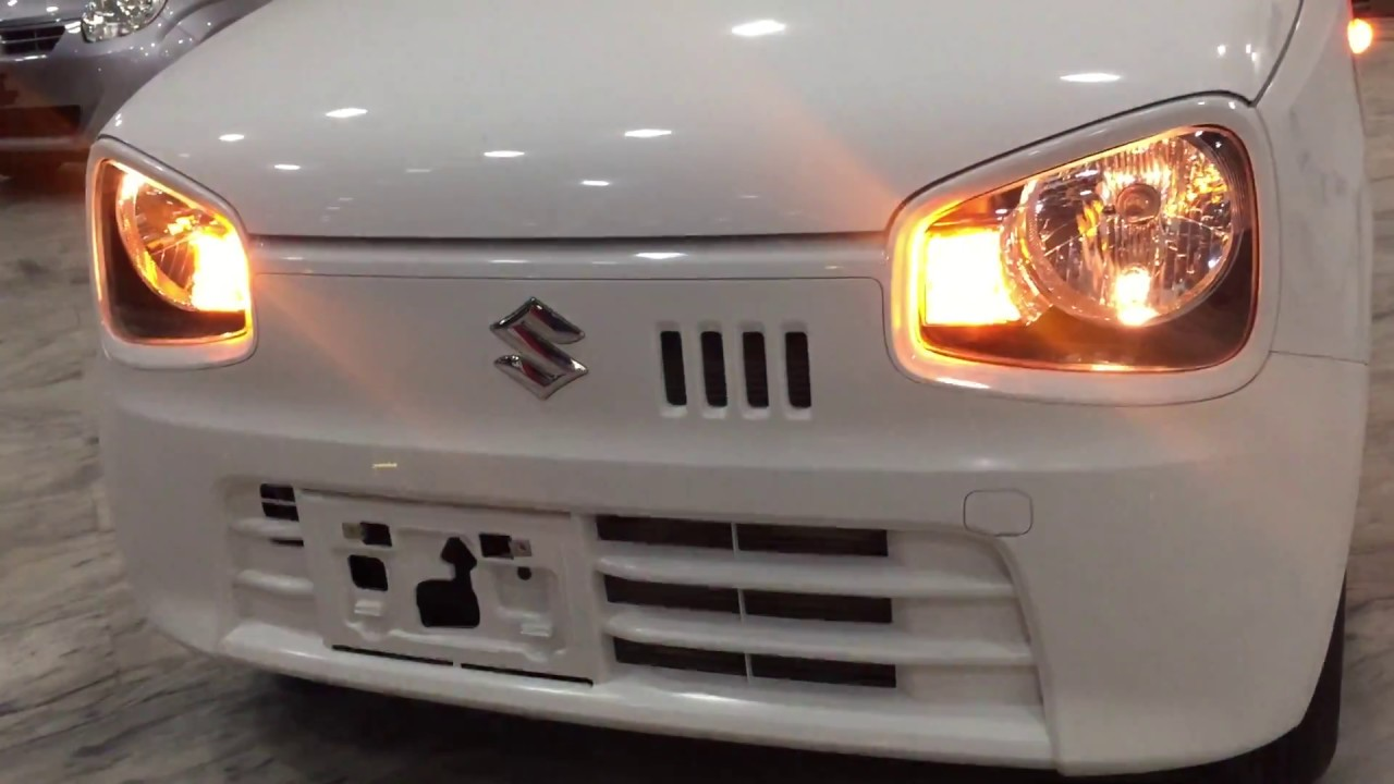 Suzuki Alto 2015 New Shape In Islamabad Pakistan By Bilal