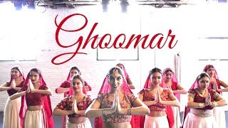 Ghoomar Dance | Padmaavat | Indian Classical Bollywood Choreography by Shereen Ladha