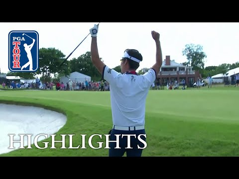 Kevin Na's Round 1 highlights from Fort Worth