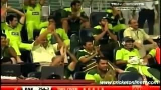 Abdul Razzaq 109 off 72 balls against South Africa HD