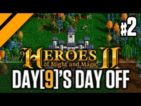 Day[9]'s Day Off - Heroes of Might and Magic 2 P2