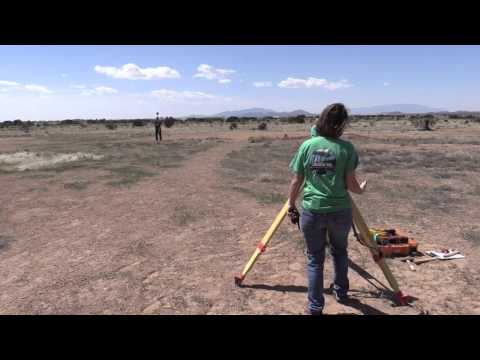 Using a total station (part 6 of 7)
