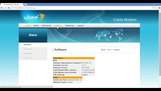 Como Configurar Router Ubee 2014,2015 de Claro doccis3 Nuevo