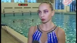 Итоги чемпионата по синхронному плаванию
