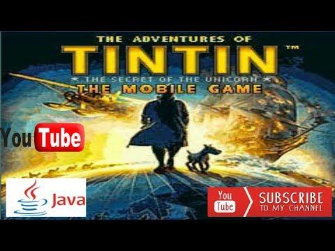 The Adventure Of TinTin Java Game Walkthrough