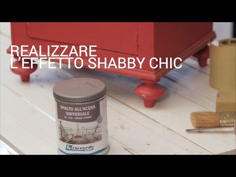 Tecniche Di Shabby Chic.La Tecnica Shabby Chic Per Un Arredo Vintage