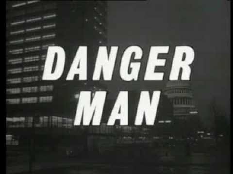 Danger Man TV Show Theme Song