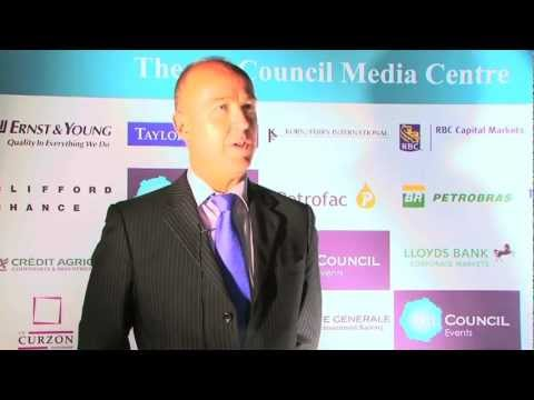 OIL COUNCIL: Graham Lyons Interview, Oil Council World Assembly.