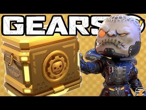 5 GOLD PACKS! - GEARS POP Gear Packs Opening Gameplay! (Gears POP 2019)