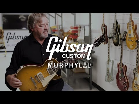 Gibson Custom Shop | Introducing the Murphy Lab