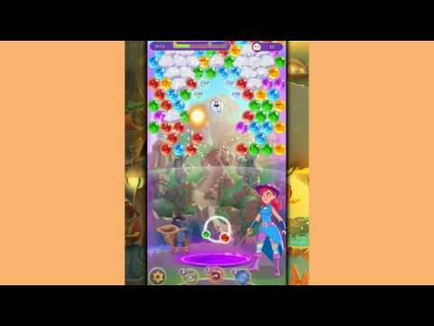 Bubble Witch 3 Saga Level 69 ~ no boosters ~ 1 star