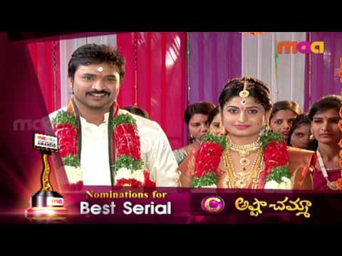 Maa Tea Awards : Nominations For Best Actor Serial