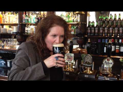 Theakston's Old Peculier Ale reviewed by Taylor Walker Ale Tester Jane Peyton