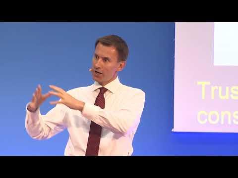 Rt Hon Jeremy Hunt MP: Keynote speech to Expo 2017