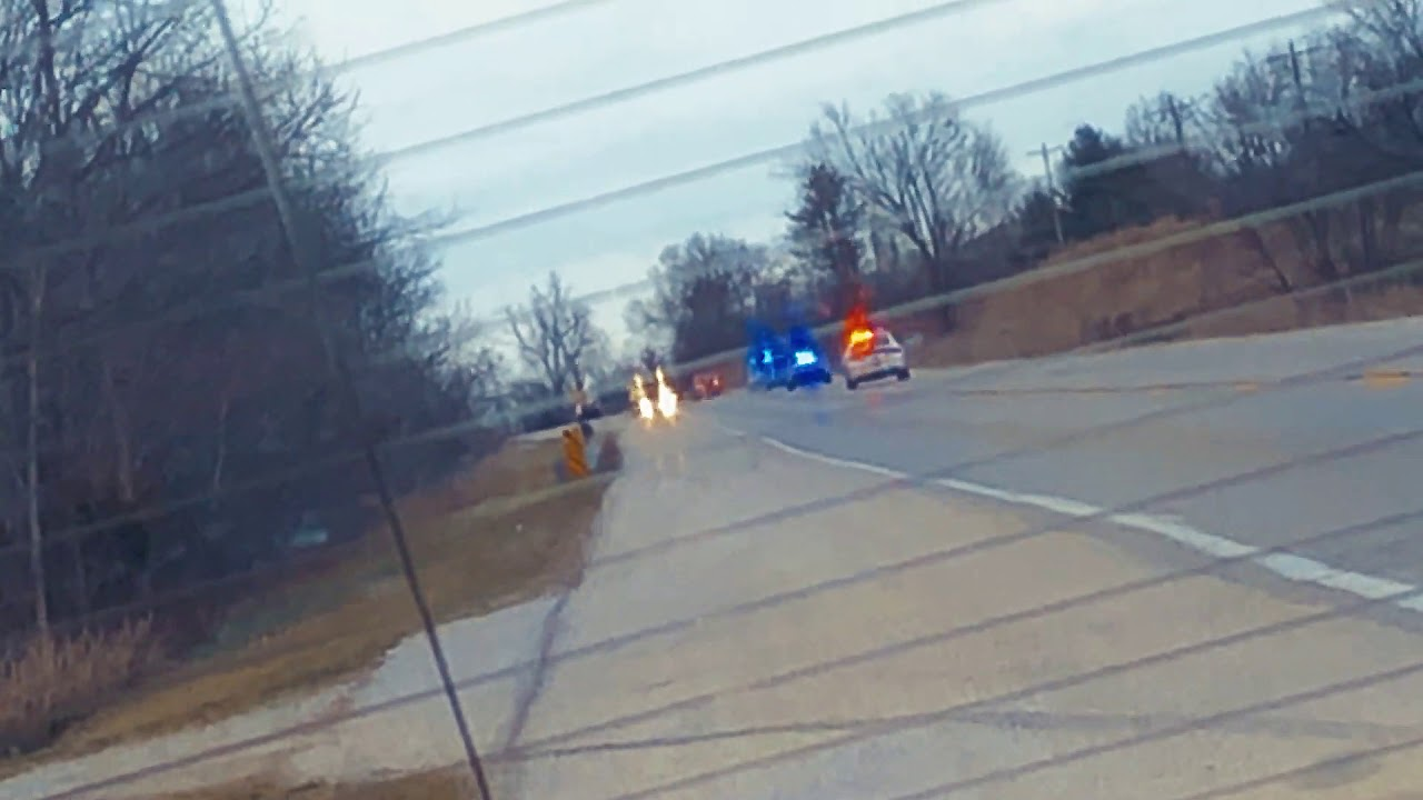 Deadly police pursuit crossed into Meade County