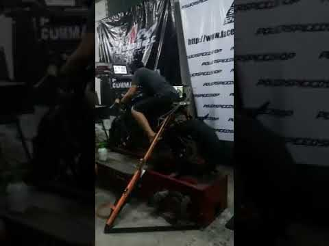 DYNO TEST SUZUKI GSXR 1,000 by Ball king port