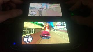 GTA  Grand Theft Auto: Vice City Stories  Multiplayer PS VITA or PSP 3008 WIFI. FULL HD