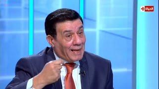 فيديو.. مدحت شلبي: مرتضى منصور صديقي و