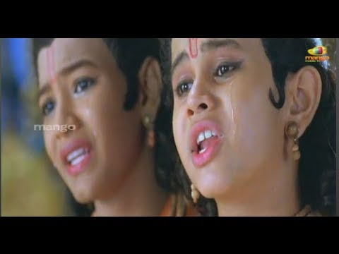 Sri Rama Rajyam movie scenes - Lava Kusa singing to Kaushalya - Bala Krishna, Nayantara