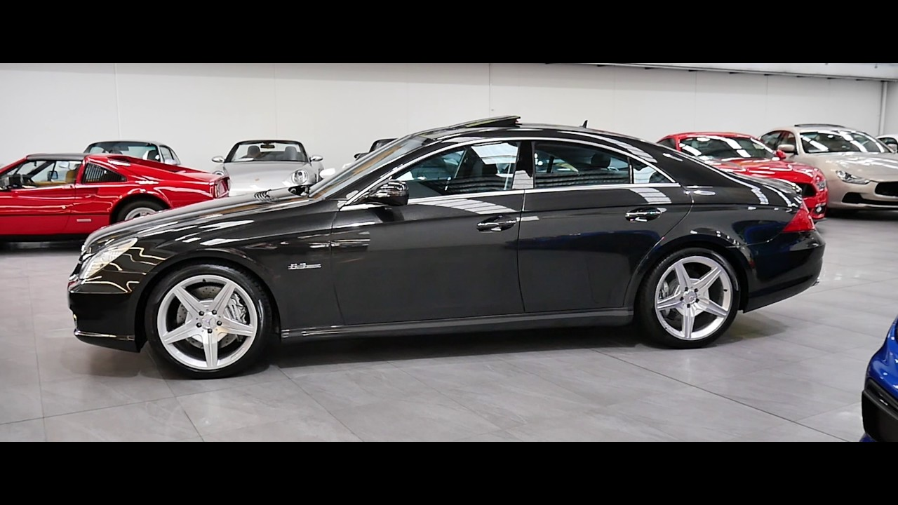 2008 Mercedes Benz Cls 63 Amg 219 08 Upgrade