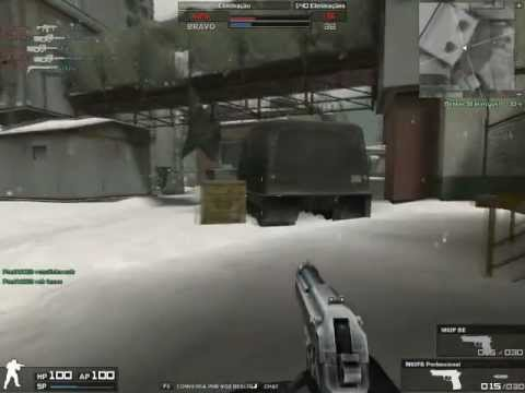 Combat Arms M92FS Professional e M92F SE GamePlay