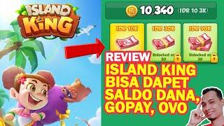 Review Game ISLAND KING Aplikasi Penghasil Saldo Dana Gopay Ovo Terbaru 2021 screenshot 3