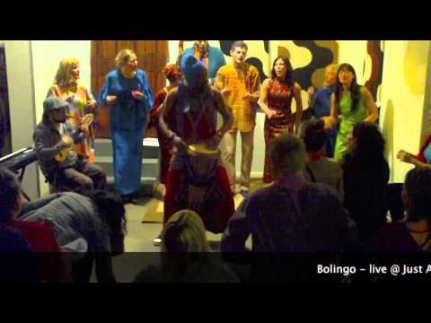 Bolingo - live @ Just Africa
