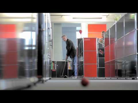 "Ogilvy Düsseldorf ""Just an ordinary Day at the Office"" – 2011"