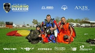 "Epic Wingsuit Rodeo – Todd Love vs Rob ""Bionic"" Bakker (USA Version)"