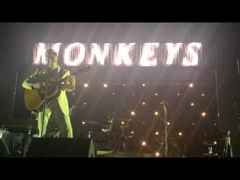 Arctic Monkeys - No. 1 Party Anthem Live @ Bill Graham Civic Auditorium, SF - October 20, 2018