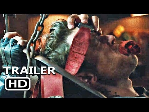 ARTIK Official Trailer (2019) Horror Movie