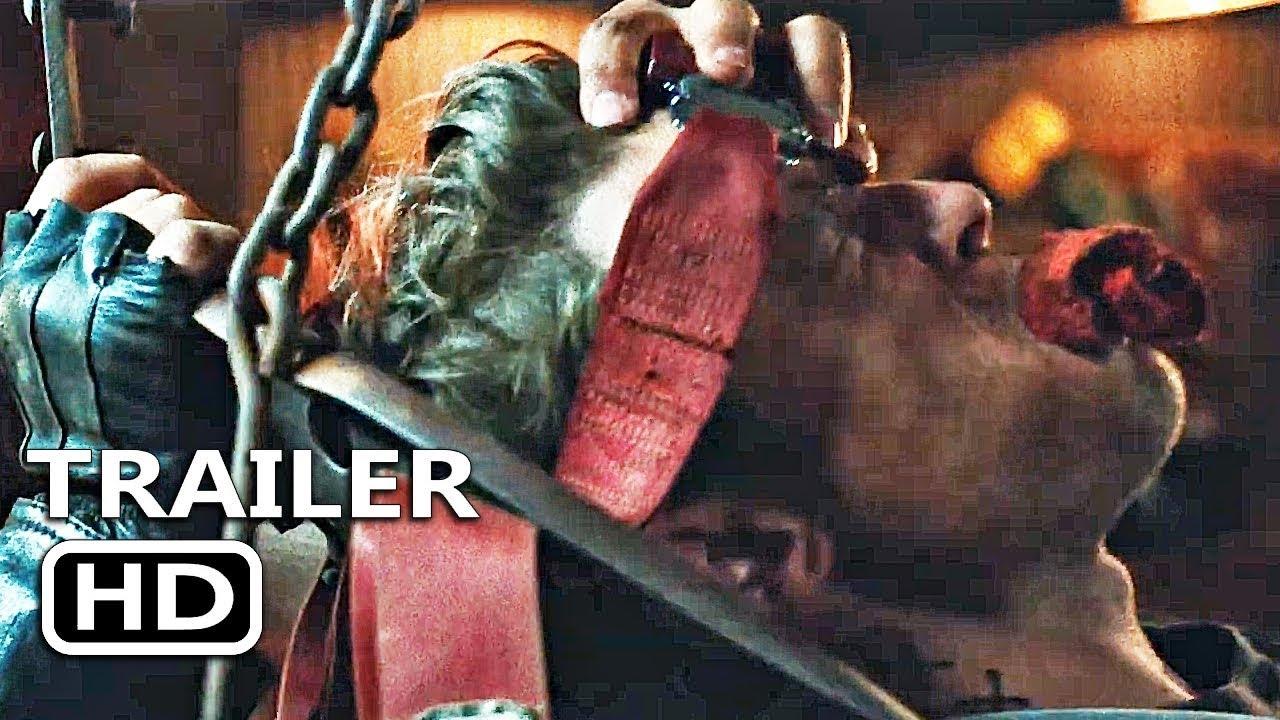 ARTIK Official Trailer (2019) Horror Movie