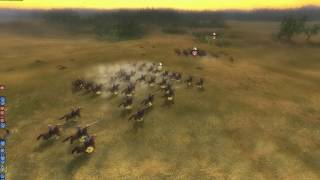 Battle in XIII Century Blood of Europe (Gold Edition) - first part - the skirmish