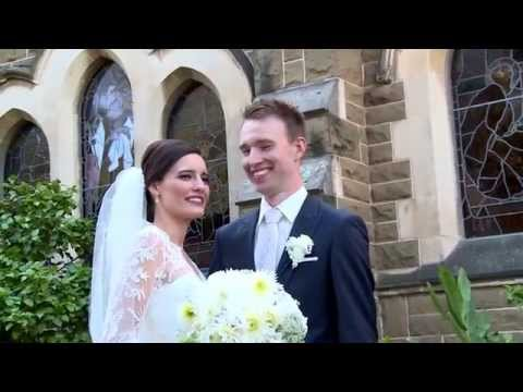Larissa and Peter Hughes Wedding Video - 21st March, 2015