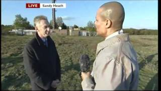 BBC Look East News The Digital Switchover Inside Sandy Heath Transmitter