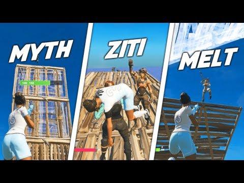 I 1v1'd Famous Twitch Streamers And YouTuber's... (Myth, Dr Disrespect, Melt, Ziti, Etc...)